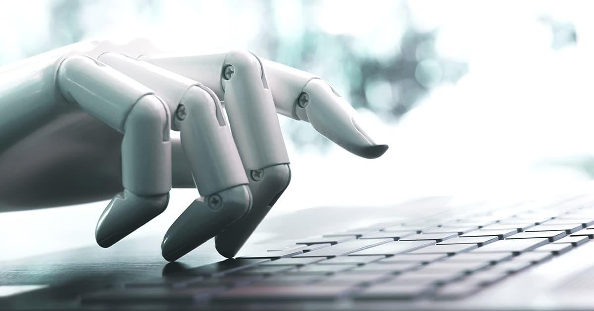 Roboter kommunizieren