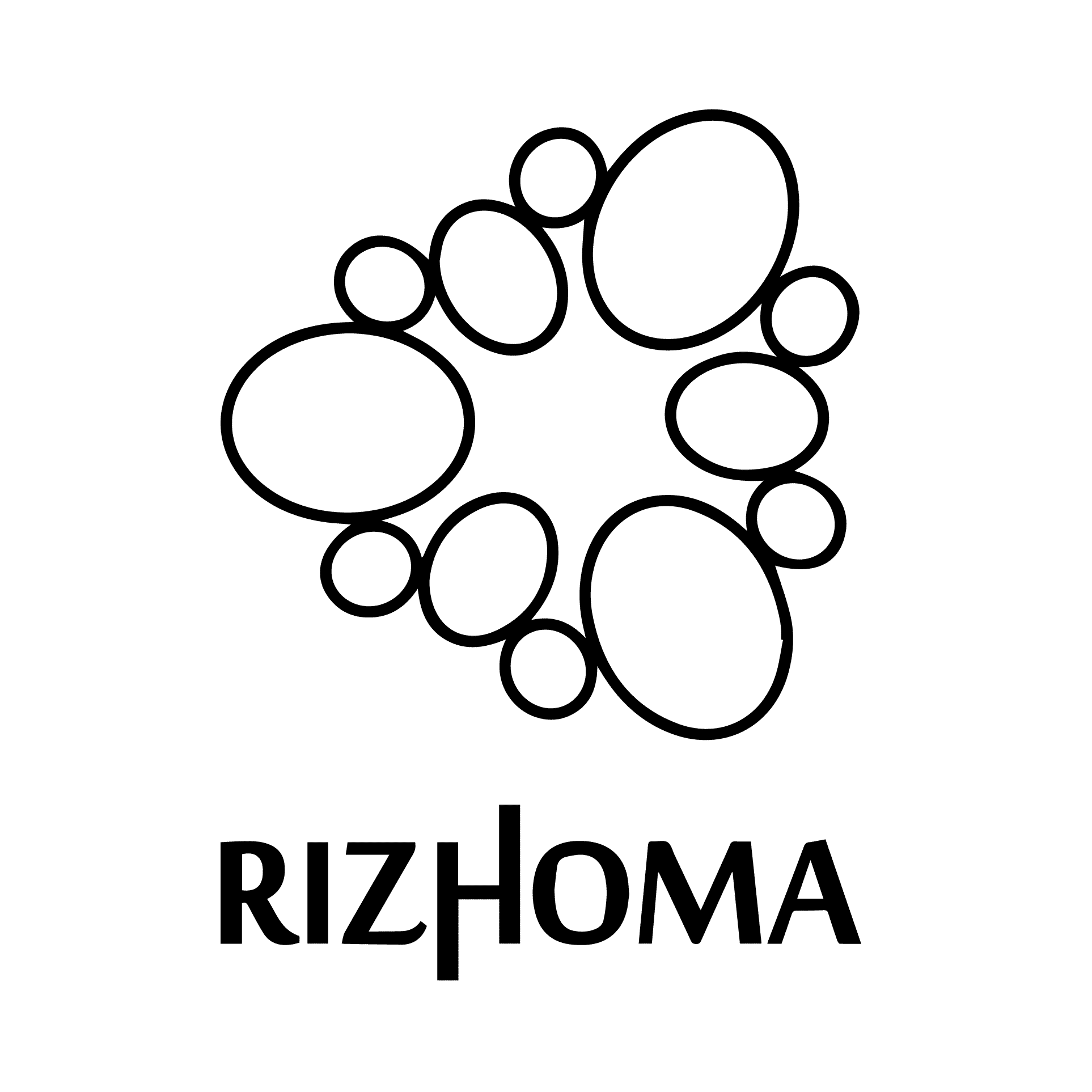Logo Rizhoma